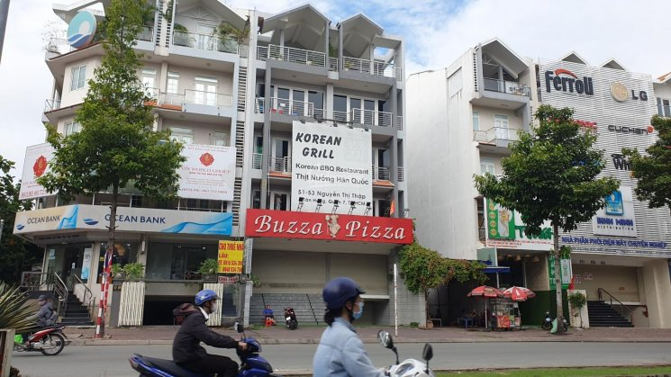 Cho thuê nhà 51 - 53 Nguyễn Thị Thập, phường Tân Hưng, Quận 7 ảnh 0
