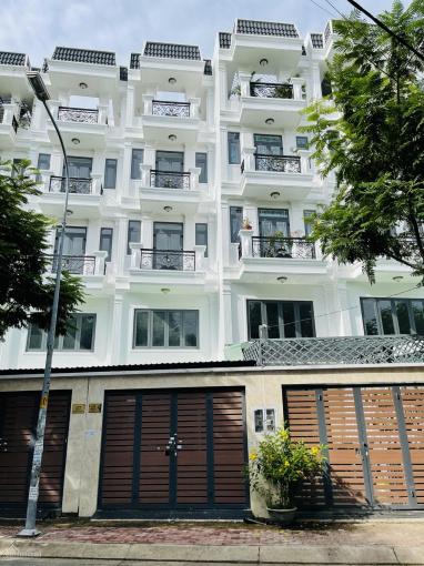 Nhà 5 tầng có thang máy cuối Đ. Nguyễn Oanh, DTSD 300m2, xây full có chỗ oto, SĐT: 0908714902 ảnh 0