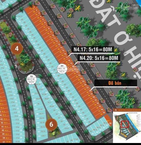 Đất nền Mỹ Độ Vista Bắc Giang, lô cuối cùng trục chính dự án, đường lớn giá tốt nhất 0969361088 ảnh 0