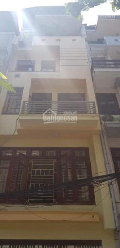 Cho thuê nhà riêng 50m2 x 6 tầng tại Ngọc Khánh, ô tô vào được. 14 triệu/tháng ảnh 0