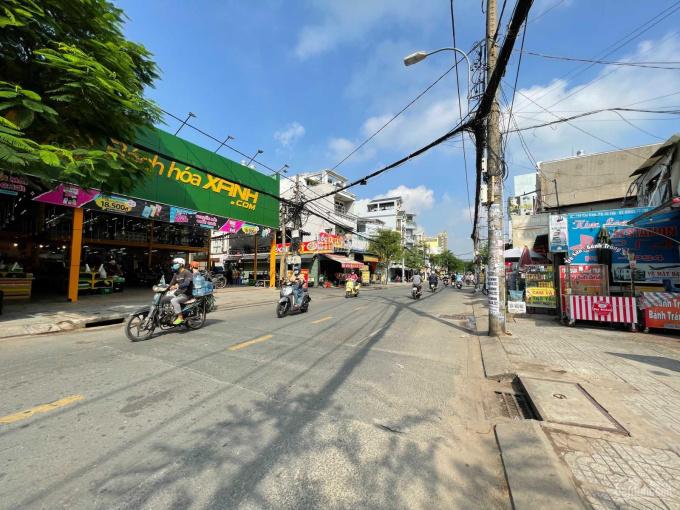 Nhà cấp 4 MT Nguyễn Văn Khối có 5 phòng trọ + 1 mặt bằng cho thuê, ngay công viên làng hoa Cây Trâm ảnh 0