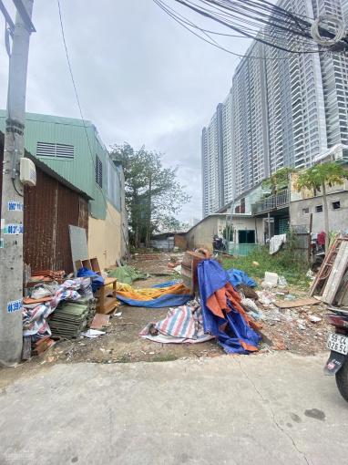 Bán lô đất trống hẻm 666 phường Tân Phú, Q7 ảnh 0