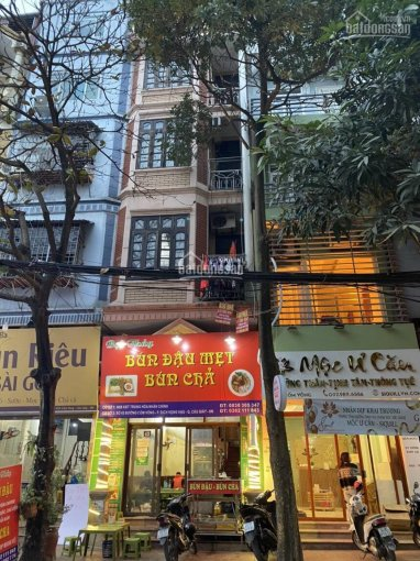 Bán nhà mặt phố Phan Kế Bính, quận Ba Đình 50m2 4 tầng mặt tiền 4m giá 13 tỷ ảnh 0
