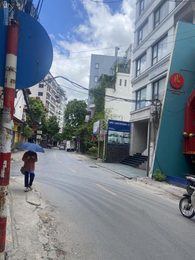 Bán đất mặt phố đường Tô Ngọc Vân, Tây Hồ, Hà Nội, DT 97m2, mặt tiền 7m, vị trí lô góc, giá 40 tỷ ảnh 0