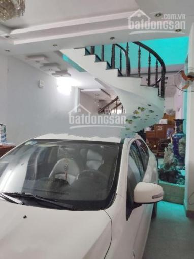 Nhà DTSD 261m2 1T2L 6PN xe hơi đậu trong nhà, mặt tiền đường, phù hợp mở VP - kinh doanh - spa ảnh 0