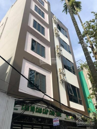 Bán nhà riêng Ba Đình – KD căn hộ cao cấp DT 70m2 x 5 tầng – hơn 8 tỷ ảnh 0