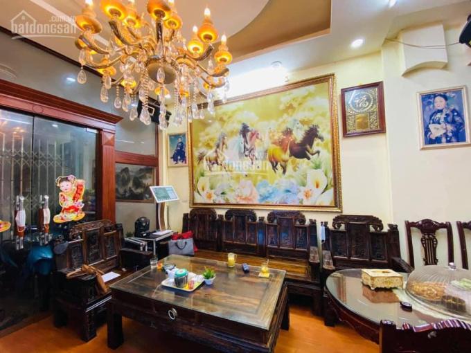 Bán nhà Tôn Đức Thắng - Đống Đa, mặt ngõ 3 gác đỗ cửa, 50m2x6T nội thất sang đẹp. Giá 5tỷ ảnh 0