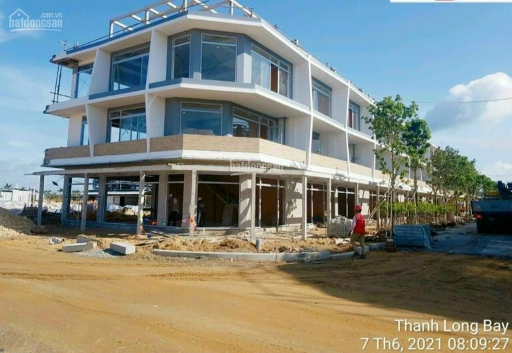 Nhà phố biển Thanh Long Bay sở hữu vĩnh viễn ân hạn nợ gốc chỉ 0% 24 tháng nhận booking 100tr ảnh 0