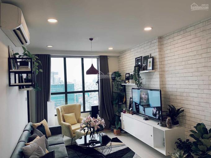 Bán căn hộ 2 phòng ngủ 79m2 tầng trung chung cư Icon56 Quận 4 đã có sổ, 4,65 tỷ ảnh 0