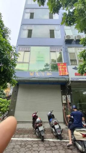Cho thuê nhà ngõ 140 Nguyễn Xiển. DT 75m2 x 5T, MT 5m, ô tô đỗ cửa, giá 20tr/th, LH: 0983109791 ảnh 0