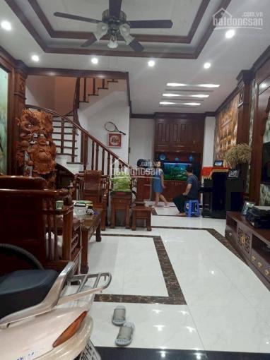 Cho thuê nhà ngõ 7 Thái Hà, Trung Liệt, Đống Đa 43m2 x 4T ngõ ô tô ảnh 0