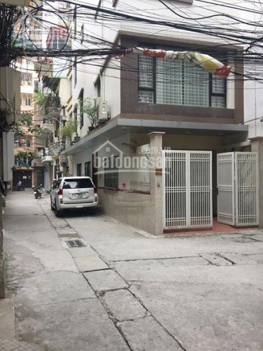 Bán nhà lô góc mặt ngõ ô tô đỗ cửa Hoàng Văn Thái, kinh doanh được 50m2, 4 tầng, sổ đỏ chính chủ ảnh 0