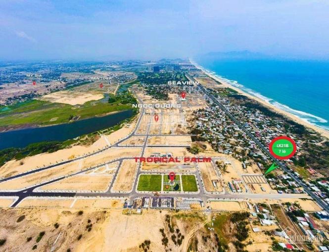 Chỉ với 1.9 tỷ đã sở hữu lô đất view sông kề biển dọc tuyến đường ĐN - Hội an ảnh 0