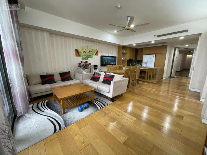 Bán căn hộ chung cư cao cấp tại Indochina Plaza Hà Nội 116m2, tầng cao, view đẹp ảnh 0