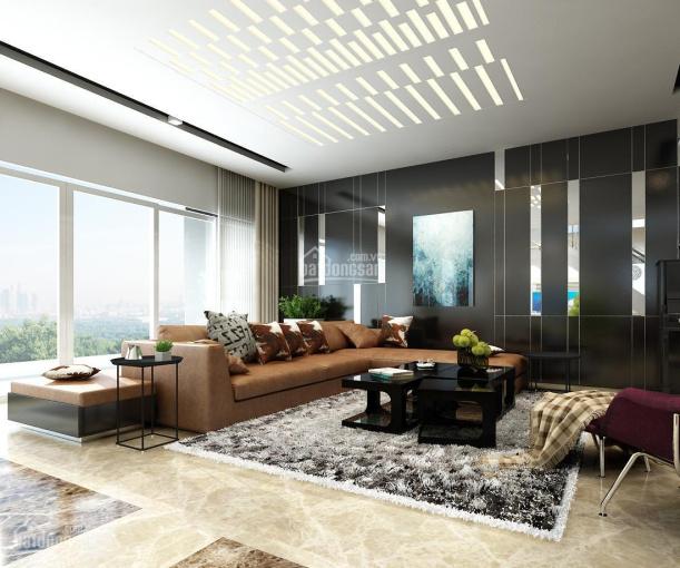 Giá 21 tỷ căn Penthouse thông tầng 400m2, trung tâm quận Đống Đa D' Le Pont D'or - Hoàng Cầu ảnh 0