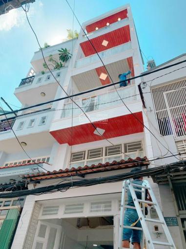 Bán nhà 1 trệt 4 lầu đường Thích Quảng Đức, P5 Phú Nhuận giá 5,7 tỷ (thương lượng) LH: 0972633737 ảnh 0