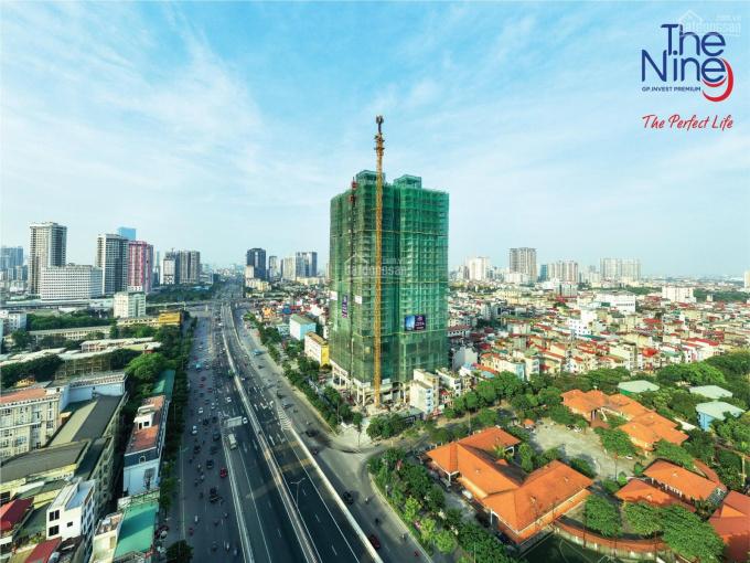 CC cao cấp The Nine - ôm trọn cả thành phố trong tầm mắt - thiết kế full kính tràn chuẩn 5* ảnh 0