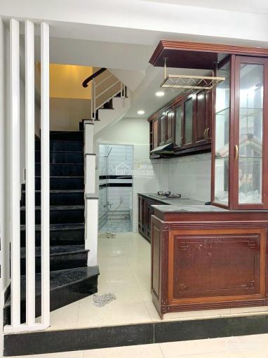 Nhà mới, đẹp, 2 tầng, 3PN, 28m2, hẻm 360 đường Nguyễn Thị Tần P2 Q8 ảnh 0
