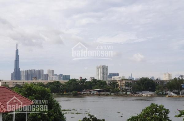 Biệt thự 1 trệt 2 lầu 4PN 4WC Sát Sông Sài Gòn cực kì mát mẻ, view Landmark 81 cực đẹp ảnh 0