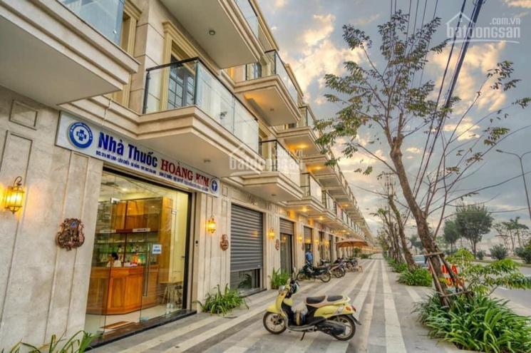 Bán gấp nhà phố Châu Âu Lakeside Infinity 3 tầng siêu sang giữa lòng Tây Bắc Đà Nẵng, giá cực rẻ ảnh 0