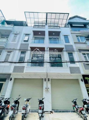 Nhà hoàn thiện 15.2tỷ 1trệt 3lầu, DT 4m x 18m xây full ngay UBND Quận Tân Phú. LH: 0961.12.72.54 ảnh 0