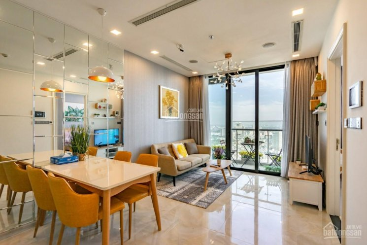 Bán căn hộ The Tresor Q4, 65m2, 2PN, giá 3.75 tỷ, liên hệ: 0938.610.921 ảnh 0
