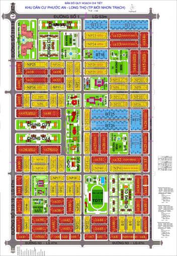 Bán đất nền dự án HUD - XDHN - Thành Hưng, Nhơn Trạch (Đồng Nai), 0944.911.811 ảnh 0
