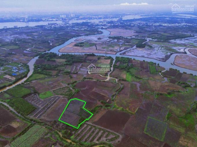 Cần ra gấp lô đất siêu vip, mặt tiền đường cầu Cát Lái, xã Phú Đông, gần Quận 2, giá giảm mạnh ảnh 0