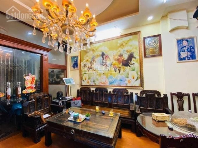 Bán nhà siêu đẹp ngõ Thịnh Hào, 50m2, 6 tầng 1 tum, MT 4.3m, chỉ 5 tỷ. LH: 0936575862 ảnh 0
