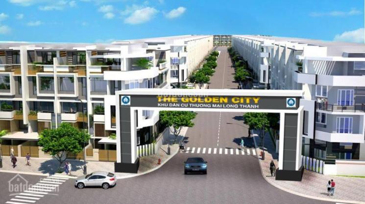 The Golden City - đất nền KDC hiện hữu Long Thành có sổ riêng ảnh 0