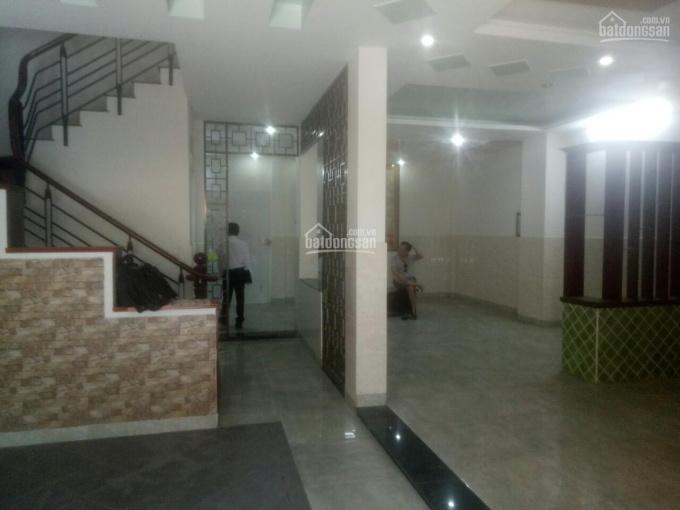 Nhà mới HXH 6x15 m, đường Phan Huy Ích, P14, Gò Vấp ảnh 0