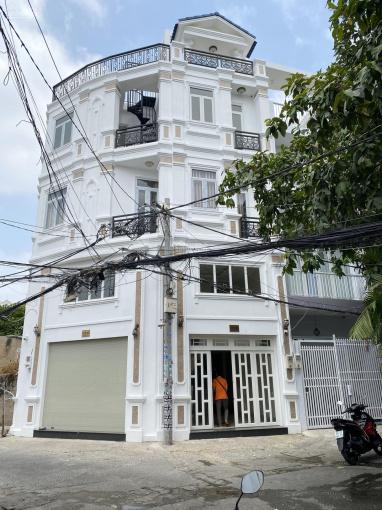 Bán nhà 4 tầng, HXH 482 đường Lê Quang Định, P11, Bình Thạnh. DTSD 200m2 giá 6,7 tỷ LH 0961838161 ảnh 0