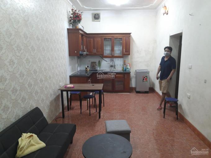 Cho thuê nhà riêng đường Lương Khánh Thiện, nhà 40m2 x 3 tầng, ô tô đỗ cửa giá 8 triệu/tháng ảnh 0