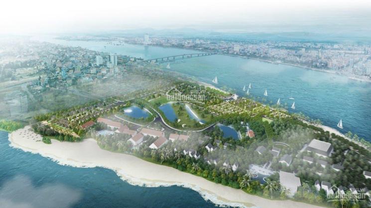 Cơ hội vàng sở hữu đất biệt thự biển có sổ đỏ duy nhất hiện nay tại TP Đồng Hới, Quảng Bình ảnh 0