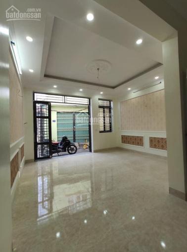 Bán căn nhà xây mới 2 tầng cực đẹp ngõ đường Trần Đăng Ninh, DT 45m2, giá 850tr, LH: 0985826887 ảnh 0