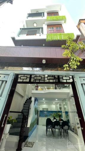 Chính chủ bán nhà biệt thự mini full nội thất 3 lầu HXH 6m Phan Huy Ích Tân Bình. Giá 4.94 tỷ TL ảnh 0