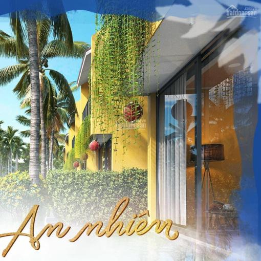 Biệt thự xây thô 2 tầng Casamia Calm Hội An 3 phòng ngủ bể bơi 23m2 ảnh 0