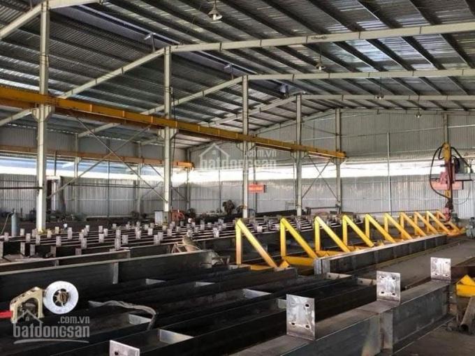 Cho thuê xưởng 5500m2 tại Hố Nai 3, Trảng Bom, Đồng Nai ảnh 0