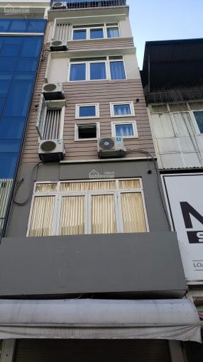 Mặt phố khu Phạm Ngọc Thạch, 6 tầng kinh doanh tốt chỉ 7.7 tỷ ảnh 0