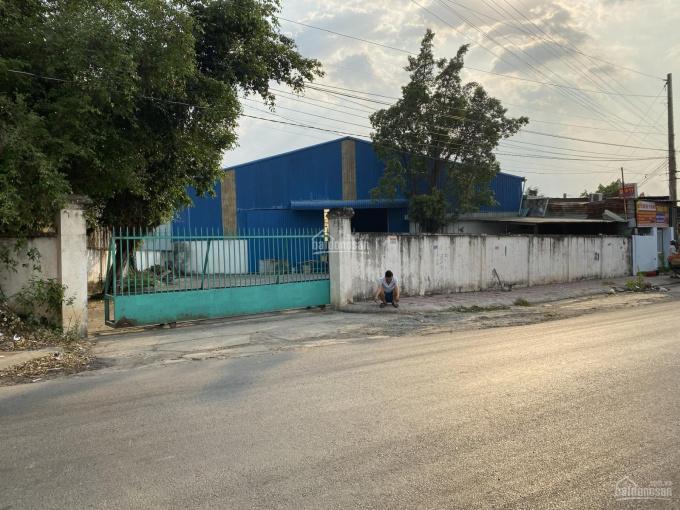 Bán xưởng đường nhựa xe container Thái Hòa, Tân Uyên giá cực rẻ ảnh 0