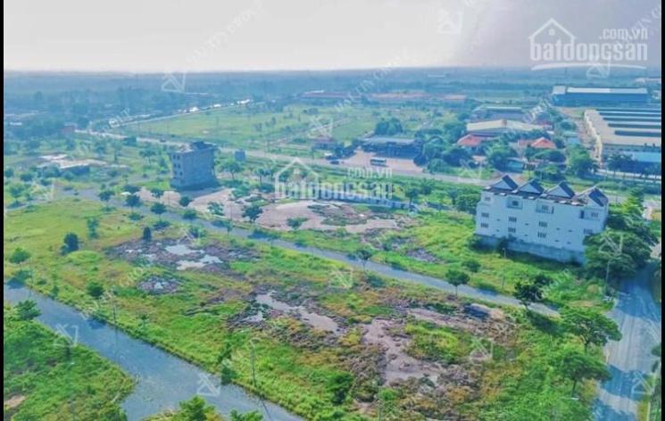 Bán đất chính chủ KĐT Daresco - Đức Hòa 3 - Saigon Eco Lake đất thổ cư 100% ảnh 0