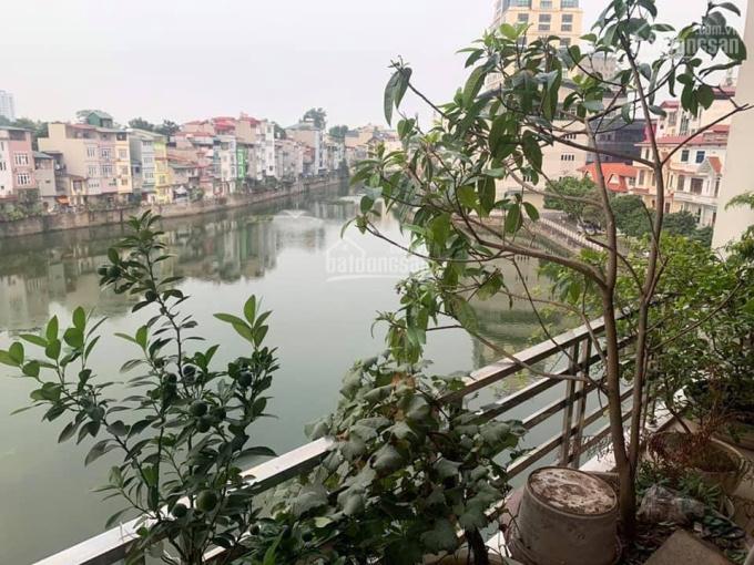 Bán Nguyễn Văn Cừ, view hồ, ô tô tránh, gara ô tô, 48m2 x 6 tầng, 6.9 tỷ ảnh 0