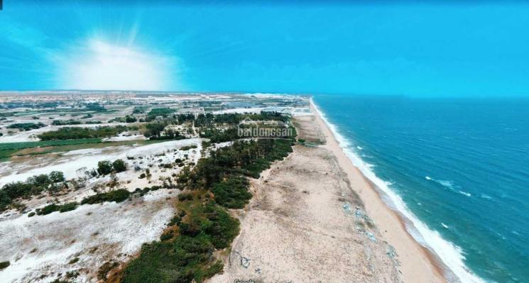 Bán đất biển Hòa Thắng, giá 1.5tr/m2, sát biển, đã có sổ hồng, cách NovaWorld 700m ảnh 0