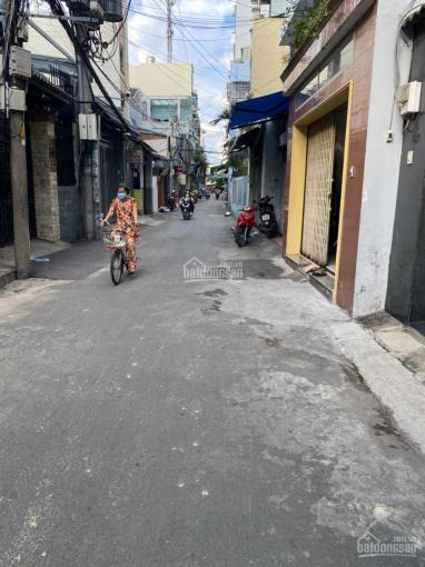 Bán nhà hẻm Nguyễn Bặc, Phường 3, Quận Tân Bình. Giá 11,2tỷ ảnh 0