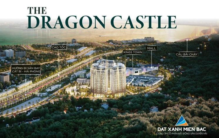 Chung cư cao cấp The Dragon Castle - cuộc sống tràn đầy công nghệ - nơi đẳng cấp hội tụ ảnh 0