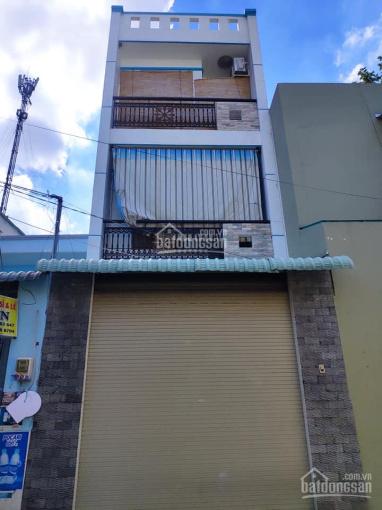 Nhà hẻm kinh doanh đường Miếu Gò Xoài, 4x18m, 2 lầu ảnh 0