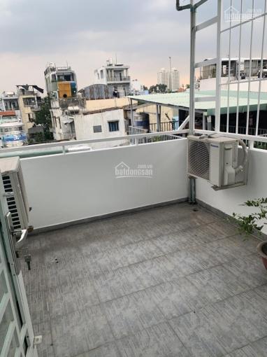 Bán nhà 90m2 DT sàn, trệt 3 lầu sân thượng, hẻm Nguyễn Tiểu La, Q10 ảnh 0