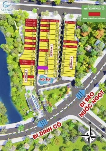 Cần bán lô đất cách Nguyễn Tất Thành 50m, 110m2 có 80m2 thổ cư giá chỉ 1.8 tỷ/nền ảnh 0