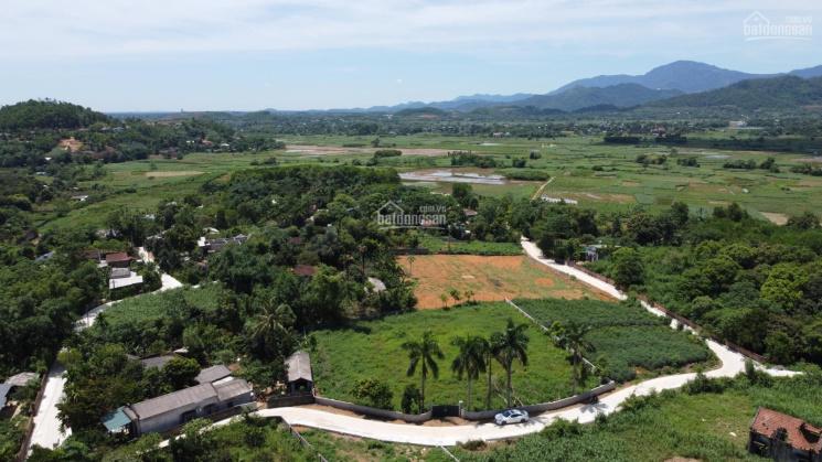Bán cắt lỗ giảm kịch sàn thị trường lô đất đẹp nhất Vân Hòa, Ba Vì ảnh 0