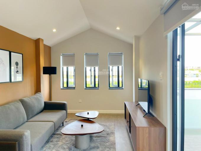 Bán nhà biệt thự hướng đông nam sau dãy khách sạn, có nội thất sang trọng tại Golden Bay Cam Ranh ảnh 0